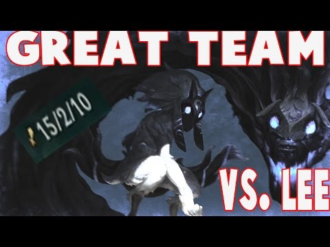 Great team | Kindred jungle