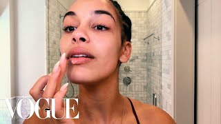 Jorja Smith Gets Ready for Bed | Beauty Secrets | Vogue
