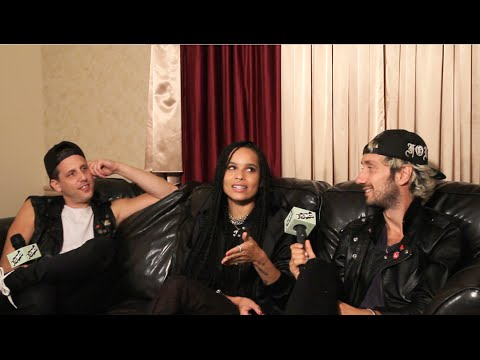 """B - Sides On-Air: Interview - LOLAWOLF Talk Debut Album """"Calm Down"""", Formation"""