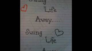 Rise Against-Swing Life Away Lyrics Thumbnail