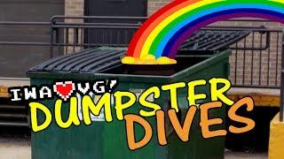 IWALVG Dumpster Dives - A POT OF GOLD!