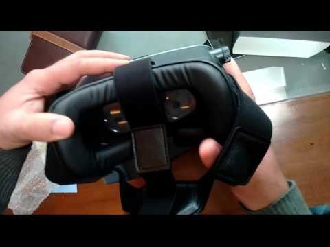 Procus VR Features Unboxing - Virtual Reality Device India