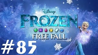 Frozen Free Fall Level 85 - Disney's #1 puzzle game - New update