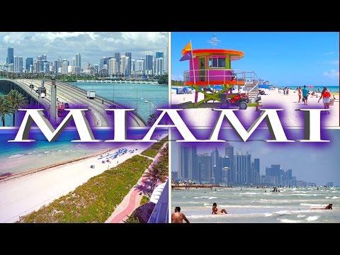 MIAMI - FLORIDA  4K