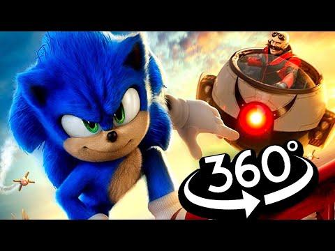 Sonic the Hedgehog 360 Video 4K for VR