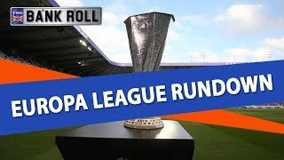 Europa League Betting Tips & Predictions | Round of 32 1st Leg Soccer Picks | February 12th