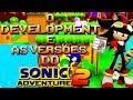 O Desenvolvimento e as Versões de Sonic Adventure 2 !