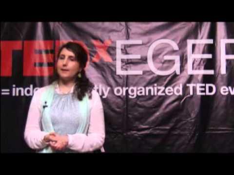 Glaneurs de tôle et de thym: Johanna Buisson at TEDxEGER