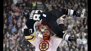 NHL Mic'd Up Trash Talk / Fights ᴴᴰ