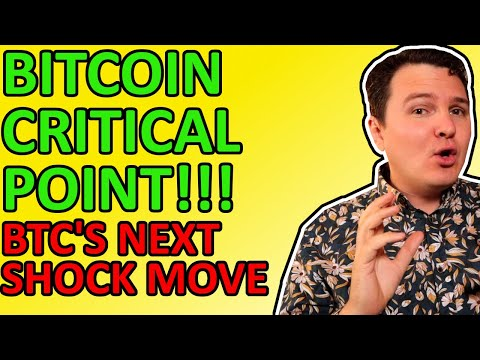 BITCOIN PRICE AT CRITICAL POINT! MY BTC ANALYSIS EXPLAINED! Daily Crypto News