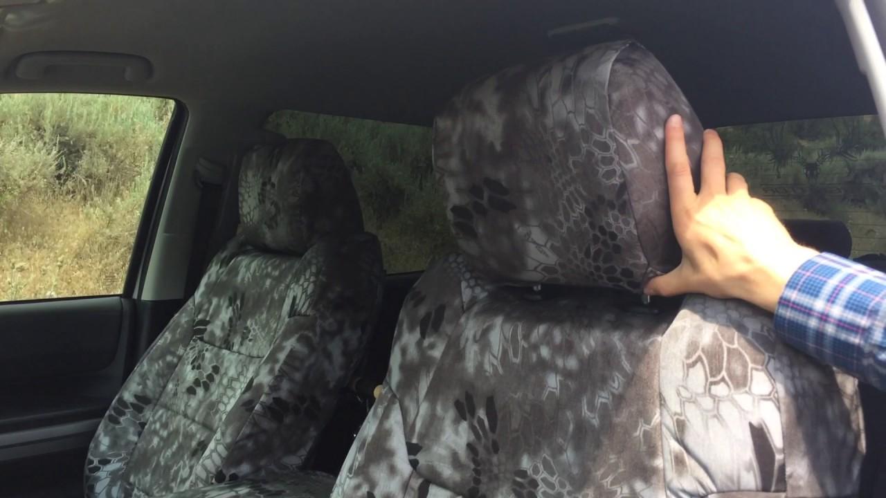 Kryptek Raid Tactical Seat Covers Youtube