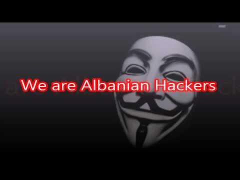 Albanian Hackers Intro movie