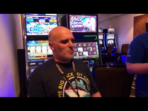 Live Casino Play at Sea on The Norwegian Breakaway!