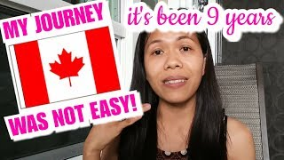 WHY IT TOOK 9 YEARS TO GET MY CANADIAN CITIZENSHIP? | CANADIAN CITIZENSHIP JOURNEY