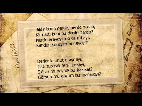 makber şiiri  abdulhak hamit tarhan ali çırak seslendirmesi ile