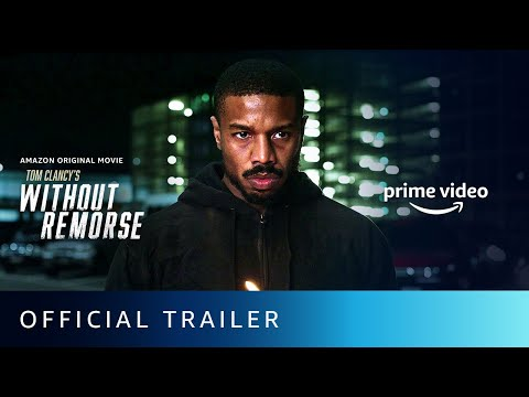 Without Remorse - Official Trailer | New Amazon Original Movie 2021