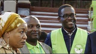 IEBC CEO Ezra Chiloba responds to online frenzy over his looks