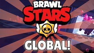 BRAWL STARS - GLOBALER RELEASE!