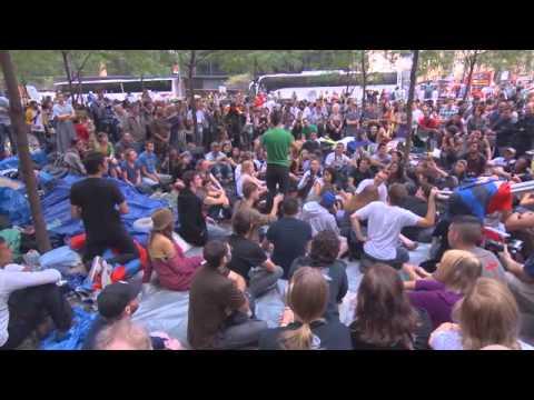 Joe Rogan on Occupy Wallstreet