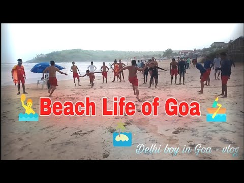 Life In GOA | Tourist Vlog | Go Goa Gone Part -5 🏝️🏊🏖️ | 3N Vlogs