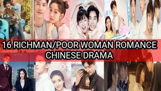 Drama rich guy girl 2018 ❣️ poor 2021 chinese best dating The 15