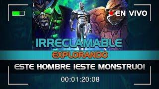IRRECLAMABLE! Este Hombre ¡Este Monstruo! | Marvel Contest of Champions