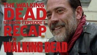 The Walking Dead - Season 7 Episode 1 Recap