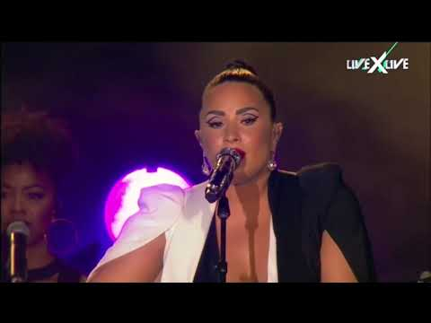 Demi Lovato  Catch MeDont Forget  from Rock in Rio Lisboa 2018