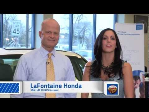 LaFontaine Honda - Bieber Fever - Dearborn, MI - YouTube