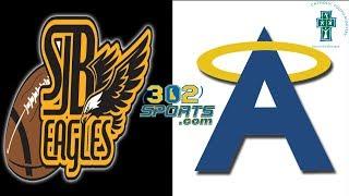 CYM Varsity Football Championship St John Beloved vs Holy Angels LIVE from St Mark's High School