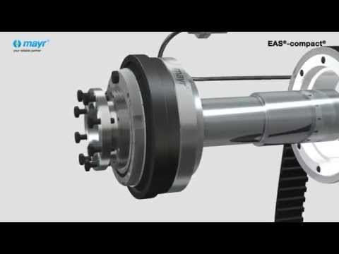 Torque Limiter / Safety clutch EAS-compact from mayr power transmission thumbnail
