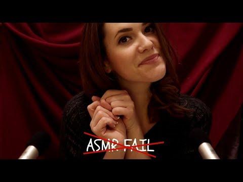 ASMR Kurzes entspanntes TESTVIDEO . . . oder auch nicht!! ASMR FAIL