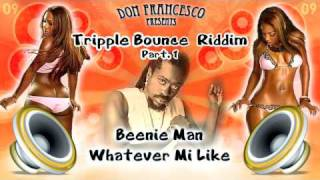 Tripple bounce Riddim Mix Part.1