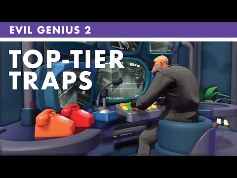 Evil Genius 2 | Fun With Traps [Part 2] |