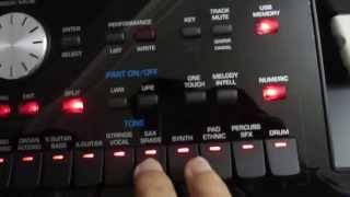 Hướng Dẫn Sử Dụng Đàn Organ Roland Bk5 nhaccugiatot.com