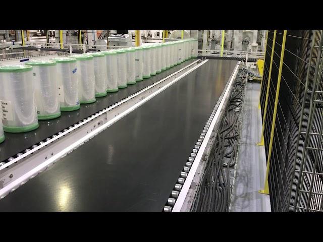 Roll Handling - Sortation Lanes