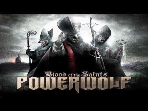 M Logo Hd Wallpaper Powerwolf Blood Of The Saints Full Album Youtube