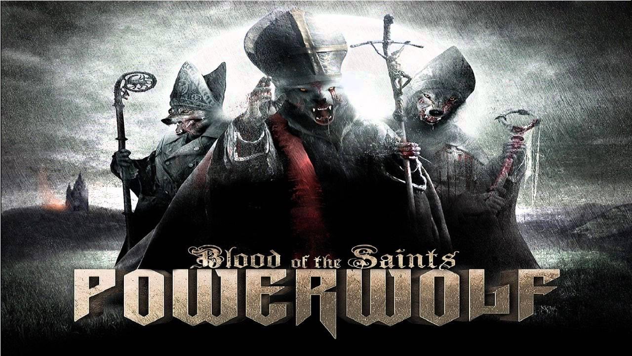 все альбомы powerwolf скачать