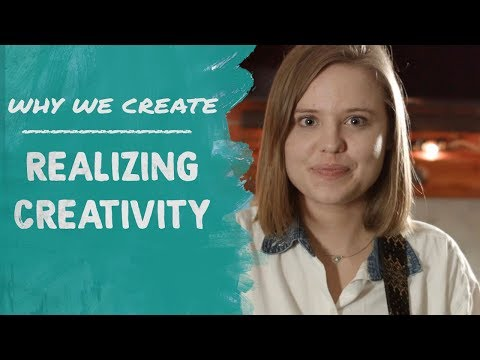 Jackie Minton: Realizing Creativity | Why We Create