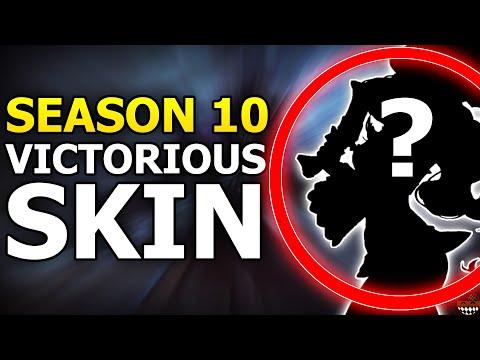 VICTORIOUS SKIN Season 10 League Of Legends 2020 IDEA