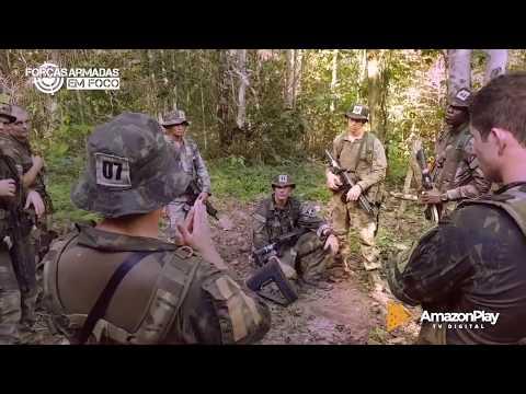 CIGS, o Melhor Centro de Instrução de Selva do Mundo - FORÇAS ARMADAS EM FOCO