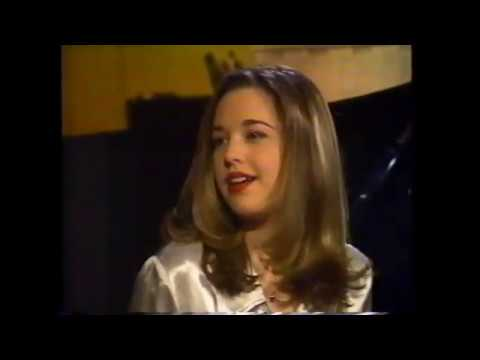 MusiquePlus - Marlyne Afflack Interview Natasha St-Pier (28-01-1997)