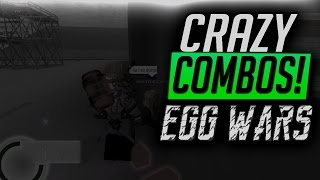 Roblox Lazer - Crazy Combos & Egg Wars (NEW UPDATE)