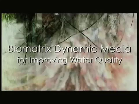Biomatrix Dynamic Biofilter Media SD