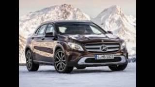 Детройт 2017: Mercedes обновил кроссовер GLA