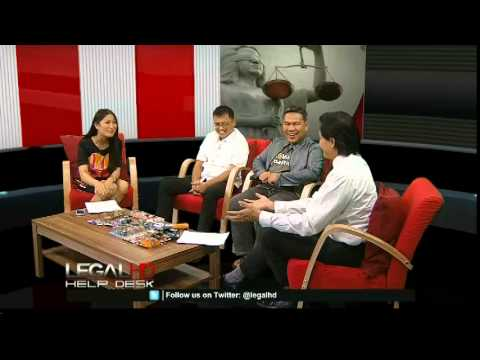 Legal Helpdesk Episode 109: DTI – Consumer Rights