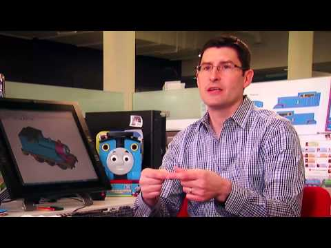 Thomas And Friends Train Toys - Behind The Rails | Fisher-Price