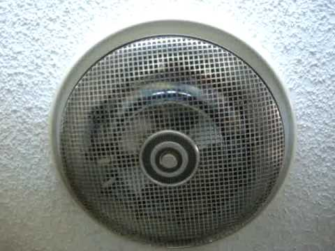 Air King Bathroom Heater - YouTube