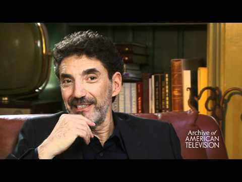 Chuck Lorre on his advice to writers - EMMYTVLEGENDS.ORG