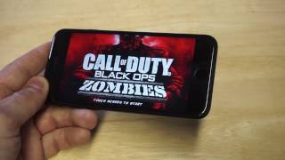 Call Of Duty Black Ops Zombies On Iphone 7 - Fliptroniks.com